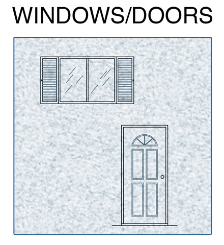 Windows/Doors